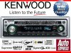 Kenwood KDC-W311G Car Stereo CD MP3 WMA AUX IN Player+F
