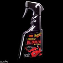 Meguiars Motorcycle Bike Detailer Mist & Wipe