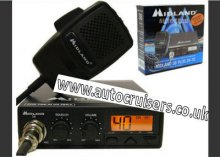 Midland 38 Plus CB Radio Transceiver Car Truck 24-12v
