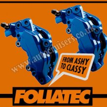 Foliatec Brake Caliper Engine Paint Blue Lacquer High Temp