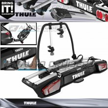 Thule VeloSpace Towball Towbar 2 Bike Cycle Carrier Rack 7-pin