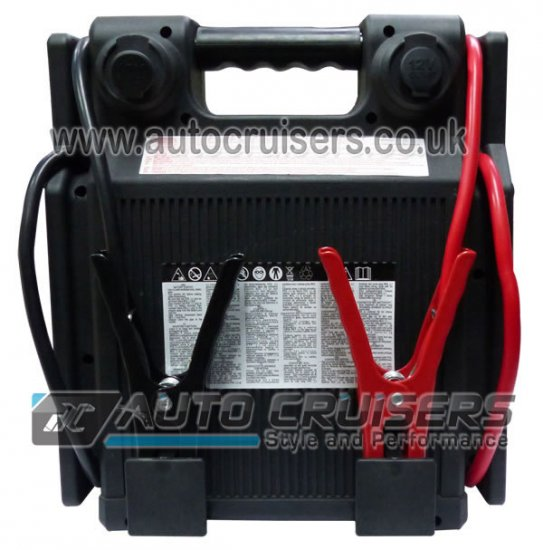 12v Car 24v Truck 44Ah Battery Heavy Duty Jump Starter - Click Image to Close