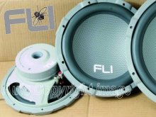 "FLI Audio Frequency FF12 1000W 12"" Bass Subwoofer Sub"