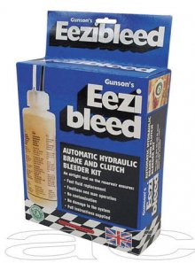 Eezibleed Automatic Hydraulic Brake Clutch Bleeder Kit