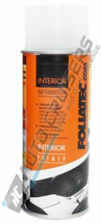 Foliatec Car Interior Dashboard Door Plastic Primer Spray Paint