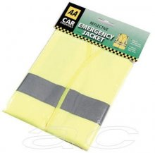 AA Car High Viz Reflective Emergency Safety Vest