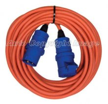 230v 10m Caravan Extension Cable Mains Power Lead
