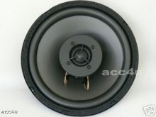 "180W 8"" Car Subwoofer/ Speaker Rear Mount 2-Way System"