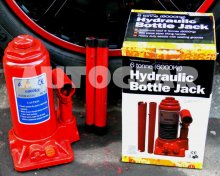 6 Ton 6000kg TUV. CE Approved Car Hydraulic Bottle Jack