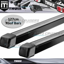 Thule 127cm Rapid System Roof Bars