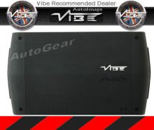 Vibe Slick A1 4 800w Channel Stereo Car Bass 400w RMS Amp Amplif
