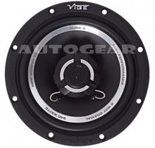 Vibe Slick 6, 6.5'' 240w 2 way Coaxial Car Speakers