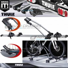 1 x Thule FreeRide 532 Car Roof Mount Cycle Carrier Bike Rack