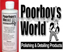 Poorboys World Polish With Carnuba Wax