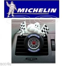 Michelin Vent Mount Car Air Freshener