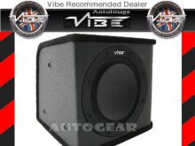 Vibe Slick SLR10 SLR 10 inch Car Sub Bass Box Enclosure