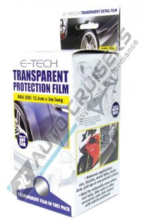 E-TECH Surface Protection Clear Transparent Protective Film