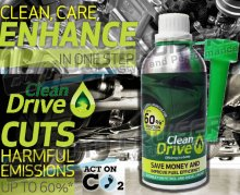 Clean Drive EGR Valves, Particulate Filters & Catalytic Cleaner