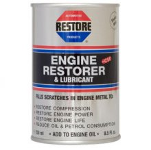 RESTORE Oil Engine Restorer & Lubricant 250ml