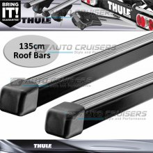 Thule 135cm Rapid System Roof Bars