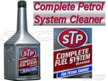 STP Complete Fuel Injector Petrol Engine System Cleaner