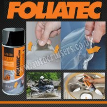 Foliatec Alloy Wheel Transparent Plastic Spray Paint Film