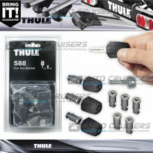 Thule One Key System Lock, Set Of 8