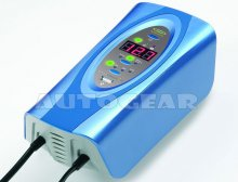 12V 2/4/8/12 Amp 5000cc Car Van Smart Battery Charger