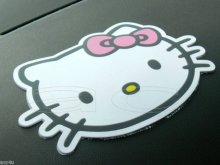 Hello Kitty Non Slip Car Dash Board Mat