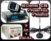 Midland 78 Multi Channel Nevada PSW-04, CB antenna - CB Radio