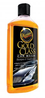 Meguiar's Gold Class Car Wash Shampoo & Conditioner-