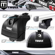 Thule Rapid System Footpack For Cars With Built-In Fixpoints