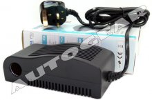 Car 240v AC Mains to 12v DC Power Converter Adapter