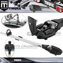 Thule Upright Bike Cycle Axles Fork Mount Car Roof Carrier