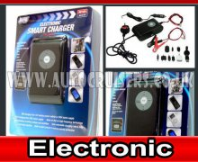 Car Motorcycle USB 12v Electronic Smart Charger