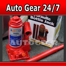 2 Ton 2000kg TUV. CE Approved Car Hydraulic Bottle Jack