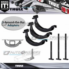 Thule 889500 Pro-Ride Square Bar