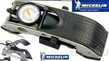 MICHELIN Single Barrel Car Bicycle Cycle Bike Foot Pump