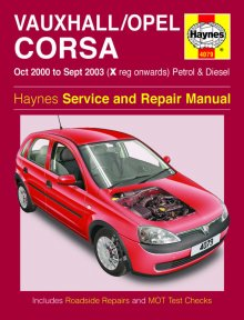 haynes repair service manual vauxhall opel corsa petrol diesel rh autocruisers co uk opel corsa manual de instrucciones opel corsa manual 2008