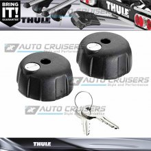 Thule 526000 Locking Tommy Nuts Pack of 2