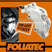 Foliatec Brake Caliper Engine Paint White Lacquer High Temp