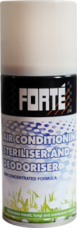 Forte Air Conditioner Steriliser and Deodoriser
