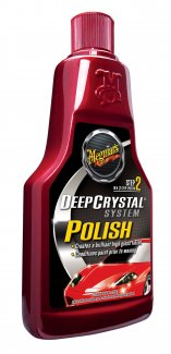 Meguiars Deep Crystal Car Polish - Step 2