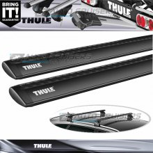 Thule Wing Bar Alumimium - Black - 127 cm