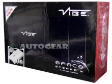 Vibe Marine White Space Stereo 2 Ch 500w Amp Amplifier