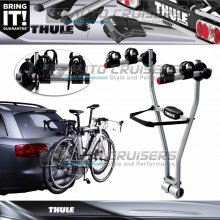 THULE Xpress Towball Towbar Hitch 2 Bike Cycle Carrier Rack