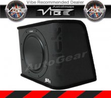 Vibe Slick SLR12 SLR 12 inch Car Sub Bass Box Enclosure
