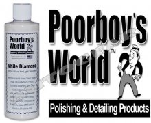 Poorboys World White Diamond Show Glaze