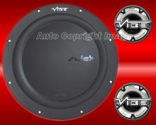 "Vibe Slick S12 12"" inch 1200w Car Sub Bass Subwoofer test"