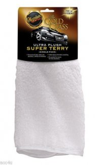 Meguiars Gold Class Ultra Super Terry Polishing Towel
